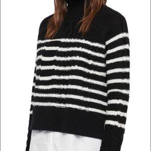 All Saints Mari Roll Neck sweater